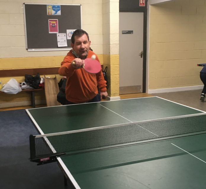 Paul tabletennis